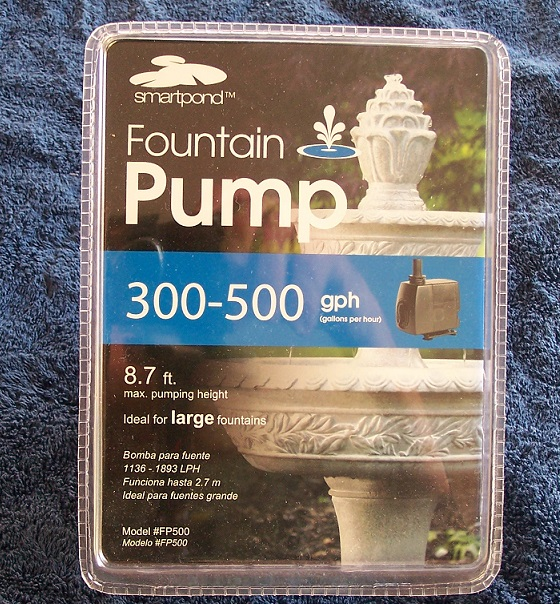 What size pump do I need for my hydroponic system?